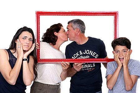 découverte des enfants que les parents ont une vie intime, prise de vue de notre photographe Rachel Joubi