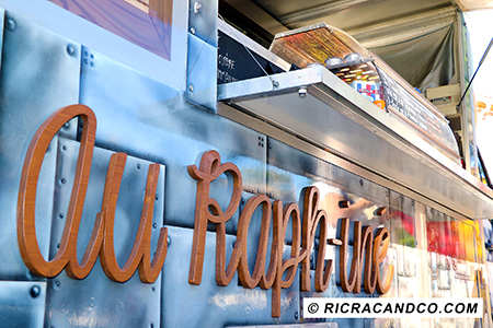 Food Truck Raph-iné photographié par Rachel Joubi pendant le Festival de rue